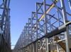 Light Steel Structure Hotel in Lasvegas (Hotel Construction)