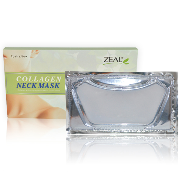 Zeal Collagen Deep Moisture&Whitening Neck Mask 58g