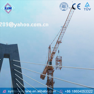 S450L25 Chinese Manufactured Hammerhead Tower Crane