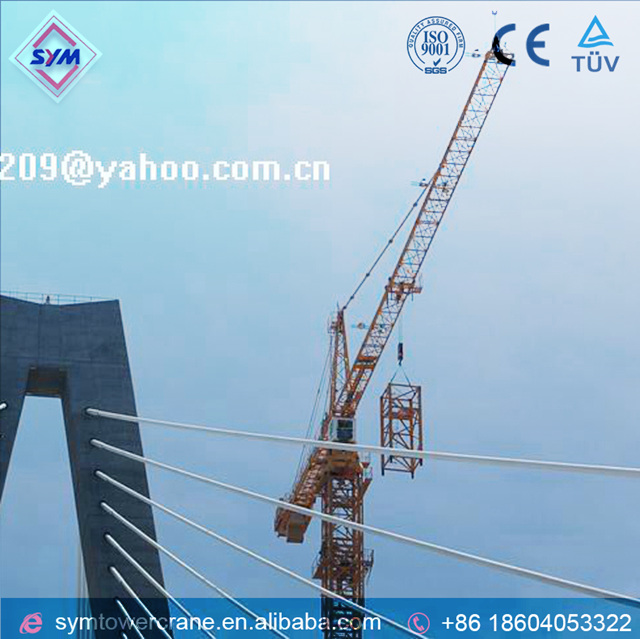 K3532 Chinese Manufactured Hammerhead Tower Crane