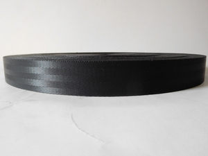 Fire Retardant nylon webbing for waistband and safety belts