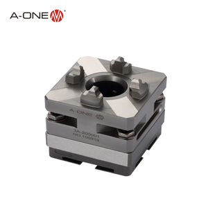 Erowa Compatible Fixture Centering Plate Its 50 For
