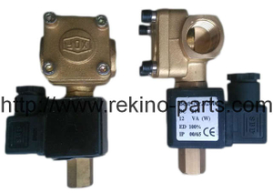 Fuel solenoid valve 170Z.27.08B for Weichai 6170 8170