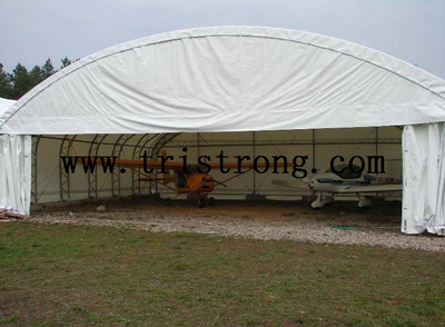 Air Craft Hangar, Large Portable Tent, Aircraft Parking (TSU-4530/TSU-4536)