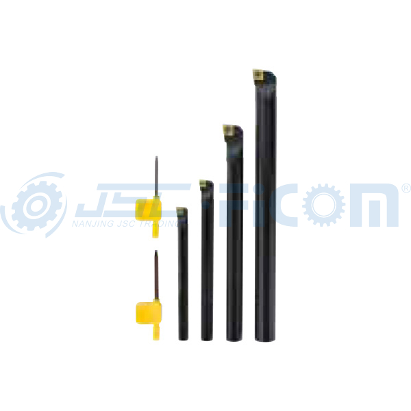 4 pcs. boring bar set