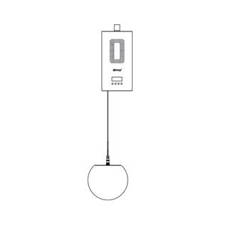 發光吊飾升降控制箱