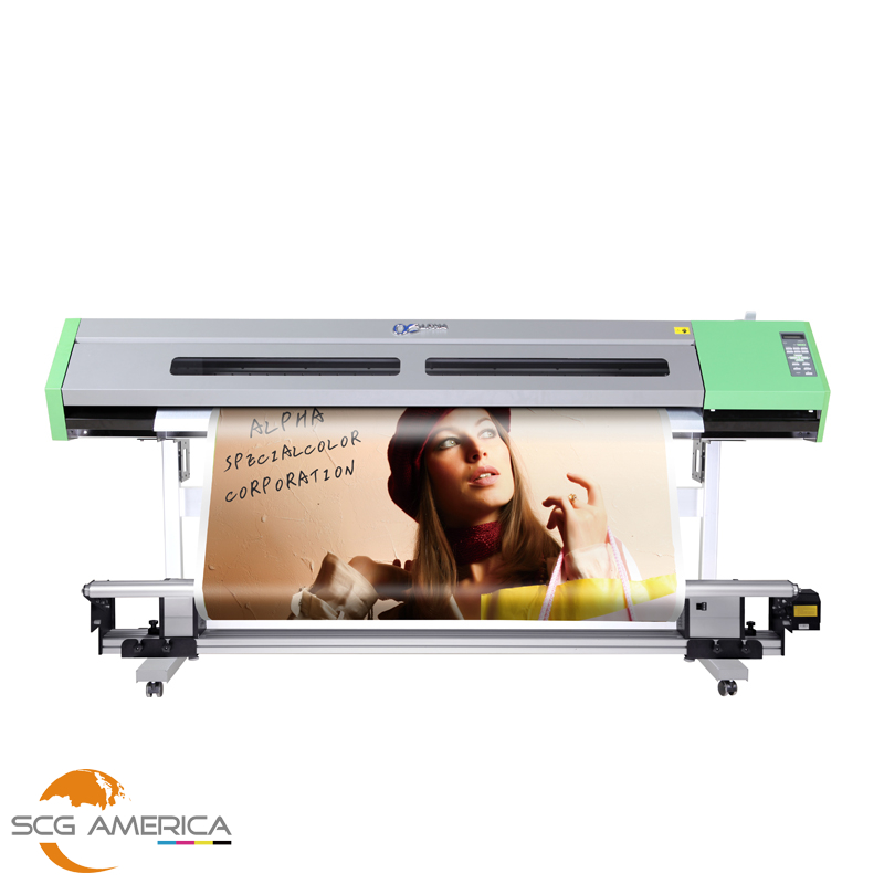 OR-AE16 64'' Eco Solvent Printer With Single DX5 Head