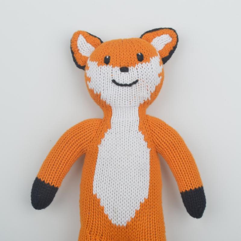 Lovely Baby Crochet Doll Cotton Crochet Animal Patterns Kids Toys