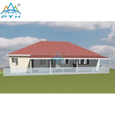 Villa Project in Guadeloupe
