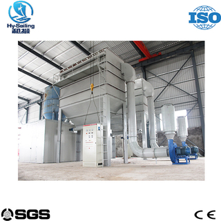 High Speed Ring Roller Grinding Mill (Pulverizer) for Micro Powder
