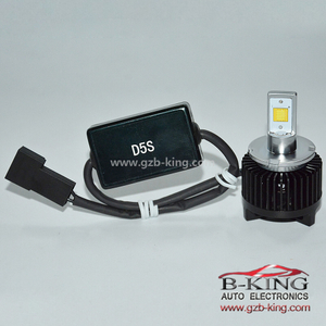 Non-Destructive Error Free Canbus D5s LED Headlight Bulb