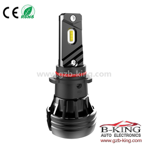 New 9-32V 6000lm 56watts P13W car led headlight (with fan built-in)