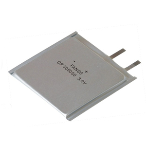 Ultra thin Li-MnO2 Battery CP305050 3V 1600mAh