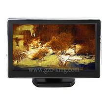 4.3 inch stand-up type TFT LCD rear view monitor