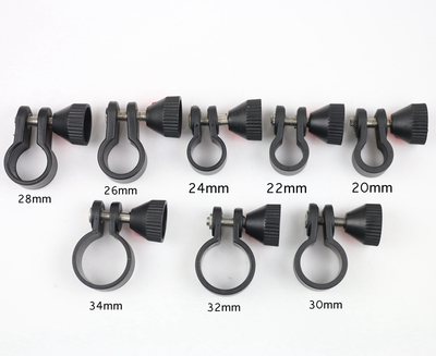 Plastic Underwater Dive Light YS Holder in different sizes