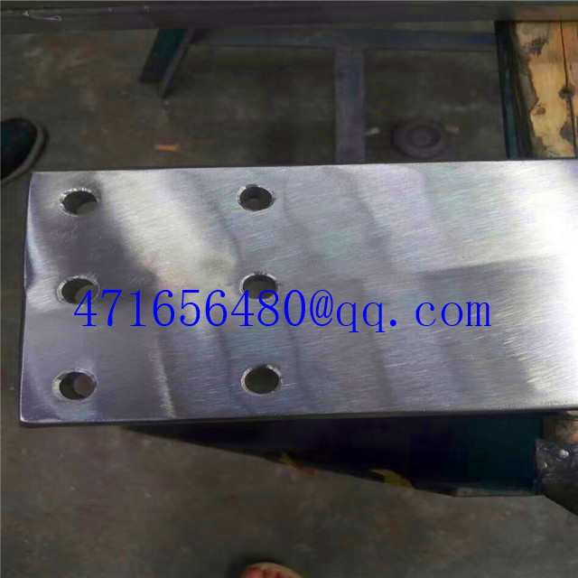 316L stainless steel clad copper anode