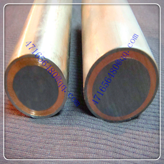 three layer ti clad copper clad 316L stainless steel composite round bar for electro-purification