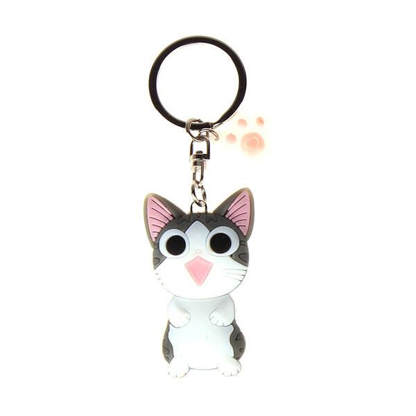 Cartoon Soft PVC Keychains