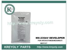 Новое высокое качество проявителя MX-235AV