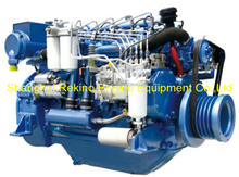 228HP 2425RPM Weichai Deutz marine propulsion boat diesel engine (WP6C250-25)