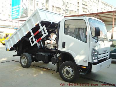 ISUZU Dump Truck 4 X 4 /4X2 tipper
