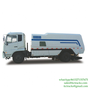 DongFeng 10m3 Sweeper Truck Euro 4 -5