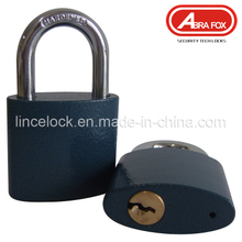 Top Security Heavy Duty Grey Iron Padlock-Oval Type (303)