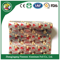 Various Size Colored Hairdressing Aluminum Foil