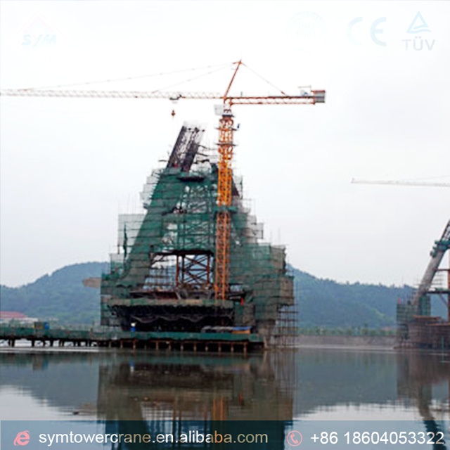 S1200K50 Chinese Manufactured Hammerhead Tower Crane