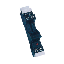 Socket de relais RT624