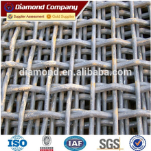 Hook mining screen mesh / Stone Crusher screen mesh / mine sieving screen mesh / vibrator screen sieve