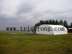 Aircraft Hangar, Hangar, Large Portable Shelter, Carport, Warehouse, Portable Tent (TSU-4530, TSU-4536)