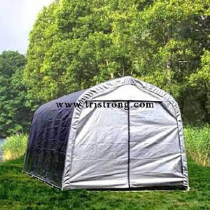 Single Car Carport, Canopy, Tent, Small Shelter (TSU-788)