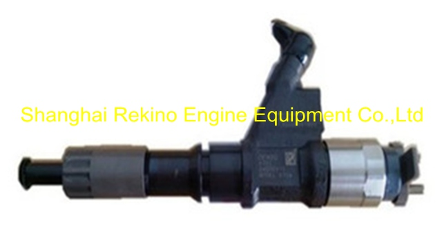 095000-6551 23670-E0190 Denso HINO N04C fuel injector
