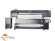GD1800AE-FP 72'' Direct Sublimation Printer With Double DX5 Head