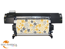 AE1800-TX2 72'' Sublimation Printer With Dual DX5 Head