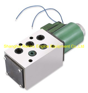 N.83.810W 24E2-10B Solenoid valve Ningdong engine parts for N160 N6160 N8160