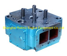 300.H13.06 Cylinder head assembly Zichai engine parts for 6300 8300