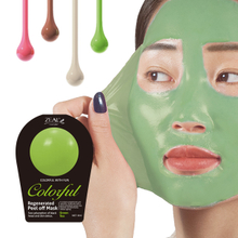 Green Tea Antioxidant Peel off Facial Mask
