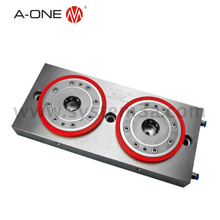 Centering base plate-double 150mm 3A-110008