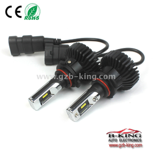 New T6 HB3 HB4 6000lm 6500K car led headlight