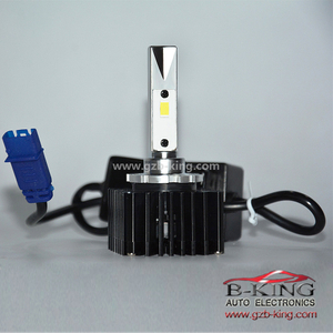 Non-Destructive Installation Error Free Canbus D8s LED Headlight Bulb