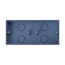 Special bottom box into the wall panel(small + small) (DH103)