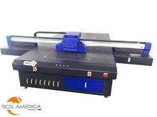 HQ2030 5'x10' UV LED Flatbed Printing Machine