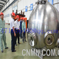 more concerns on 4500 m manned submersible titanium ball compartment
