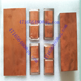 titanium clad copper sheet