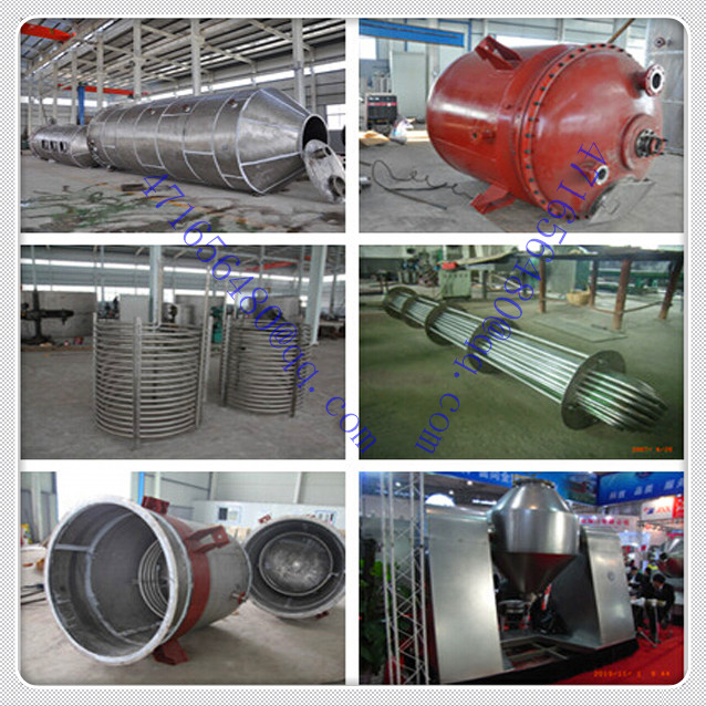 reliable ASME TI tubular heat exchanger