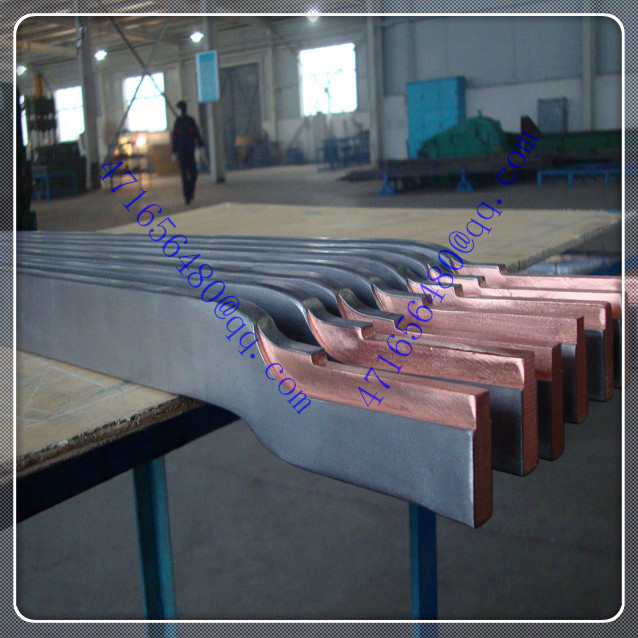high quality zirconium clad copper welding finishing bar for ocean engineering