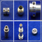 ti hex socket head cap screw / ti countersunk screws