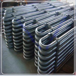 high precise titanium u shape pipe for Ti heat exchanger